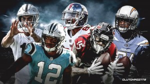 Fantasy Football Spreadsheet Scramble:  Receivers