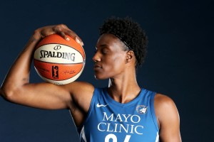 Sylvia Fowles WNBA's all-time leading rebounder