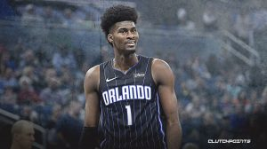 Jonathan Isaac takes a Stand and the Magic win.