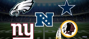 Who will win the NFC EAST in 2020?