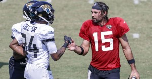Jacksonville Jaguars are Playing for now not Later
