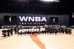 WNBA Play resumes but the fight continues.