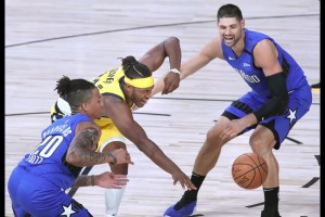 Magic back to Earth and TJ Warren still Flying High