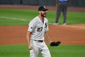 Lucas Giolito Hit the History Books!