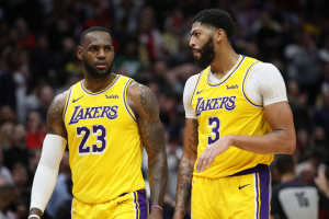 The Lakers do it again and take down the Rockets