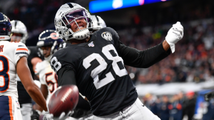 Fantasy Football: Las Vegas Raiders Running Back Josh Jacobs