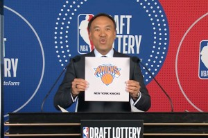The New York Knicks Getting the 8th Pick is not the End