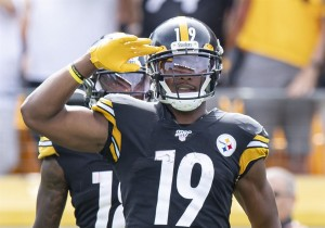 Fantasy Football: Is Ju Ju Smith-Schuster Worthy of Your Pick?