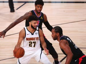 The Nuggets Murray and Jokic help make History