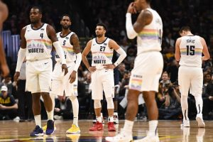 Thank You Denver Nuggets for a Great Year