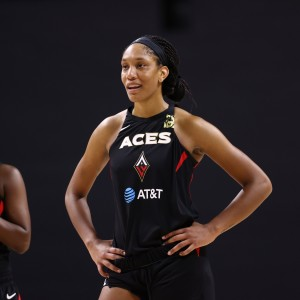 Vegas solidifies Number two rank, gets win over Fever.