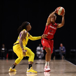 Mystics roll with back-to-back Wins