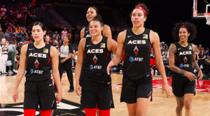 Aces seek top seed with a win over Minnesota