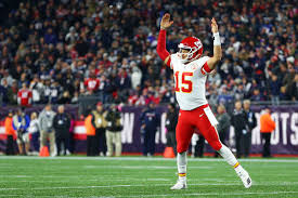 Mahomes out duels Jackson to Lead Chiefs past Ravens 34-20