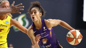 Mercury enters Playoffs Eight Consecutive Years.