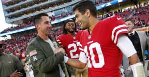 The 49ers and Kyle Shanahan need Jimmy Garoppolo
