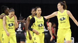 Storm dominates the Aces, takes 2-0 lead in the finals