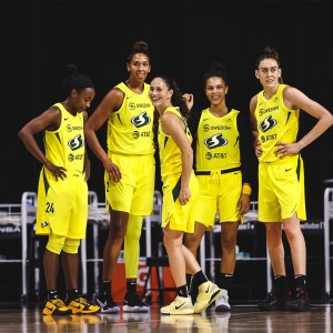 Seattle Storm: A Dynasty in the making