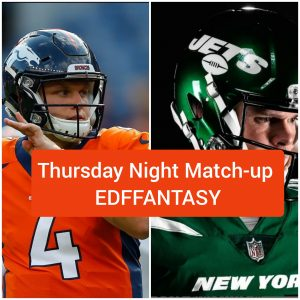 Fantasy Football: Thursday Night Football Start/Sit
