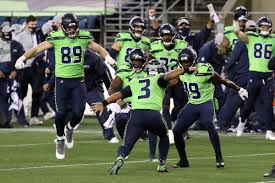 Seahawks Advance to 5-0 for First Time in their History