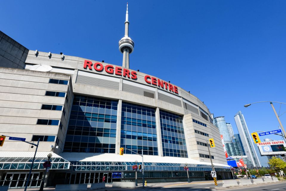 Blue Jays to Demolish the Rogers Centre, Move to Downtown