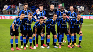 Inter Milan ends Sassuolo's unbeaten start to go 2nd in Serie A